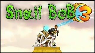 Snail bob 3 - Walkthrough (1-10 lvl)