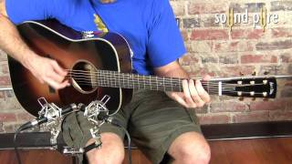 Huss and Dalton DM 2339 Guitar Demo at Sound Pure