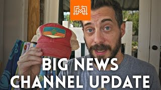 Some Big News and Changes // Channel Update