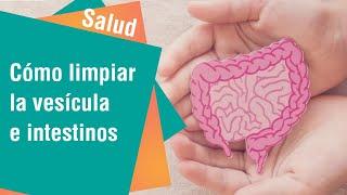 Fórmulas naturales para limpiar la vesícula e intestinos | Salud