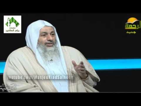 شبهات حول السنة النبوية (65) - للشيخ مصطفى العدوي 19-3-2016