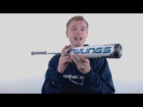 2018 Rawlings VELO -10 Senior League Baseball Bat: UT8V34
