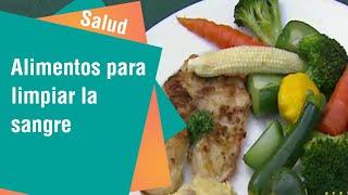 Alimentos para limpiar el colesterol y triglicéridos de la sangre | Salud