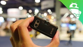 Flir One thermal camera: Give your phone SUPERPOWERS