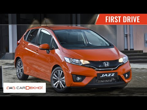 Honda Jazz | First Drive | CarDekho.com