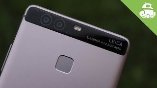 Huawei P9 Camera Feature Focus