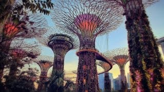 Tourist destinations - Singapore travel guide 2014