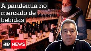 Indústria de bebidas tem queda de 23% na pandemia, diz diretor do Grupo Campari