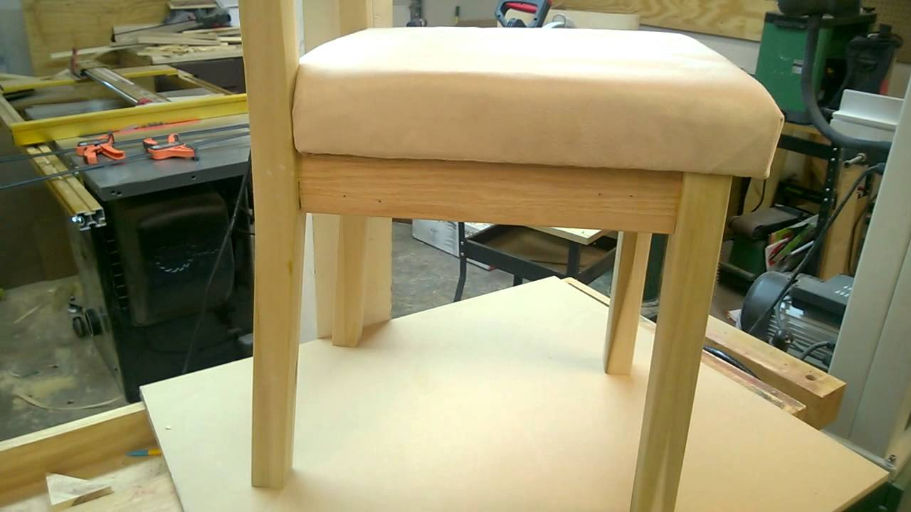 Angle-Back Chair Prototype