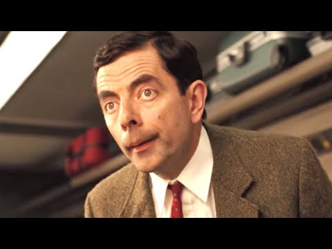 connectYoutube - Train Trouble | Funny Clip | Classic  Mr. Bean