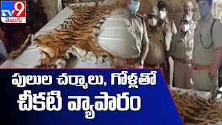 పులుల చర్మం, అవయవాలతో వ్యాపారం  - TV9 - TV9