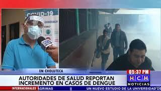 Autoridades de salud reportan aumento de casos de Dengue en Choluteca