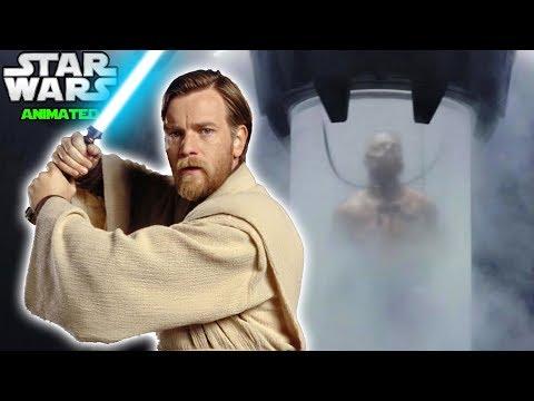 What if Obi-Wan RETURNED to Mustafar to KILL Darth Vader - Star Wars Theory