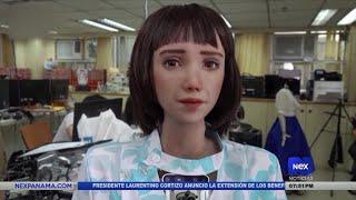 Grace, robot humanoide enfermera para pacientes con Covid-19 | Tecnología Nex Noticias