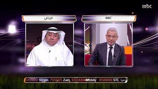 حديث عبدالعزيز الدغيثر بعد تعادل الهلال مع أبها