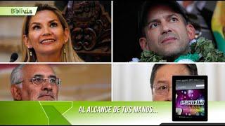 Últimas Noticias de Bolivia: Bolivia News, Lunes 9 de Marzo 2020