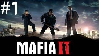 Mafia 2 Gameplay / Walkthrough - w/ Patrickjet - Part 1