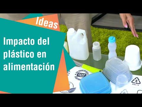 El impacto del plástico en la alimentación de las personas