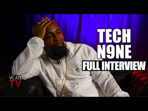 connectYoutube - Tech N9ne on Eminem, ICP Beef, Bloods, The Devil, Rapping Fast (Full Interview)