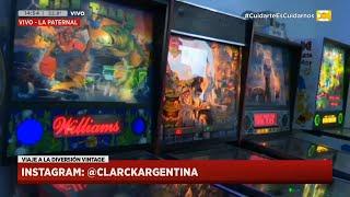 Visitamos Clarck Entertainment, la cueva para los gamers de los 80 (Parte 2) en Hoy Nos Toca