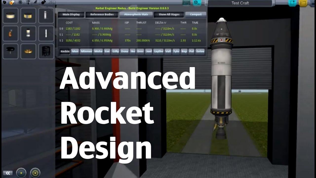 Kerbal Space Program - Advanced Rocket Design Tutorial