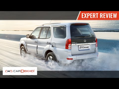 2015 Tata Safari Storme Review | CarDekho.com