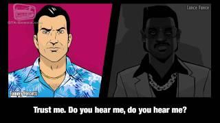 GTA Vice City - Phone Calls - Part 1