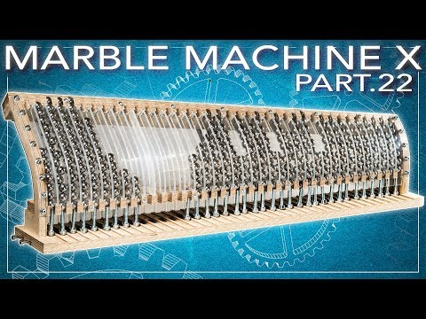 connectYoutube - Marble Machine X part 22 - MARBLE DIVIDER
