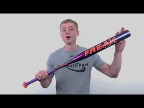 Review: 20th Anniversary Miken Freak USSSA Slow Pitch Bat (MF20MU)