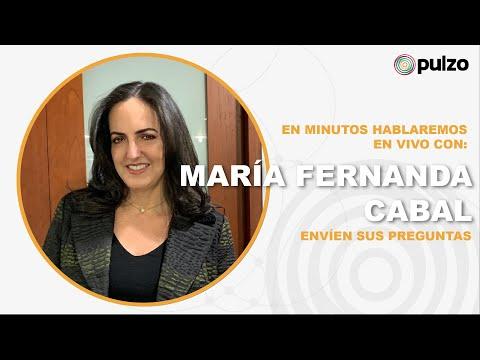 Entrevista a senadora María Fernanda Cabal: perspectivas para el 2022, año de elecciones en Colombia