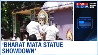 Can a statue of Bharat Mata disrupt the communal harmony? - TIMESNOWONLINE