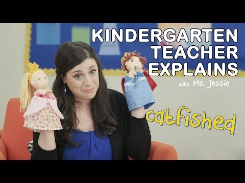 Kindergarten Teacher Explains
