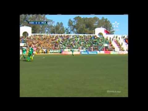 البطولة المغربية: مباراة الجمعية السلاوية والرجاء البيضاوي
