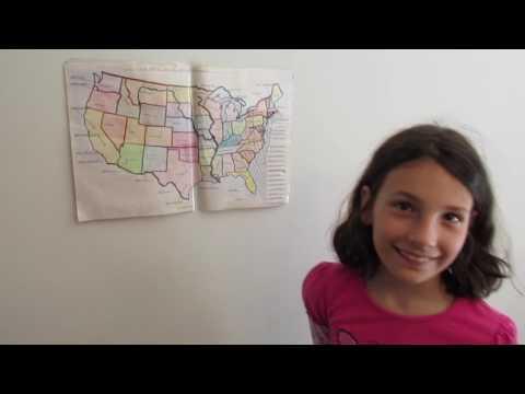 connectYoutube - Sophia, Laetitia et Olivier connaissent les états américains