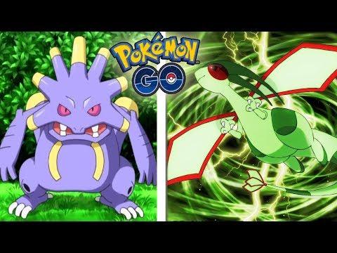 connectYoutube - ¡NUEVOS POKÉMON de 3GEN MÁS CERCA en Pokémon GO! GAME MASTER ACTUALIZADO [Keibron]