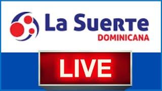 Lotería La Suerte Dominicana Resultados de hoy en Vivo