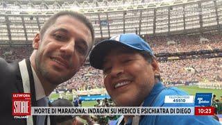 Morte di Maradona: tutte le domande senza risposte - Storie italiane 14/12/2020
