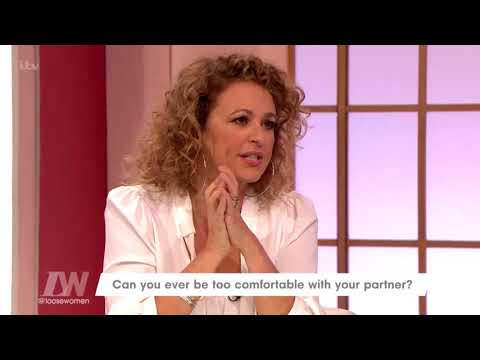connectYoutube - Anne Had to Respect Her husband's Barriers | Loose Women