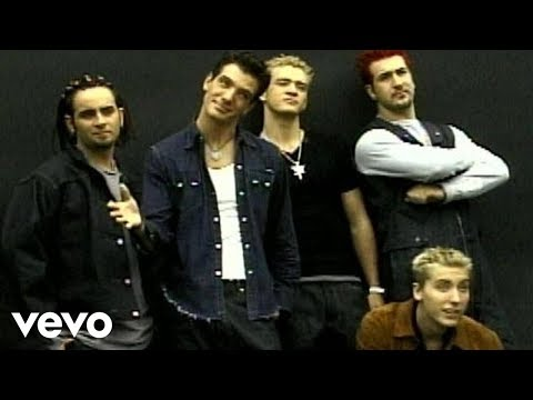 connectYoutube - 'N Sync - I'll Never Stop
