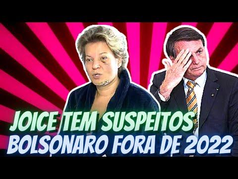 Joice suspeita de deputado - Centrão vai deixar Bolsonaro a pé