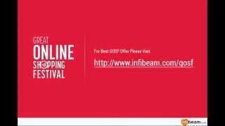 Offers Galore at GOSF 2014 : Infibeam.com