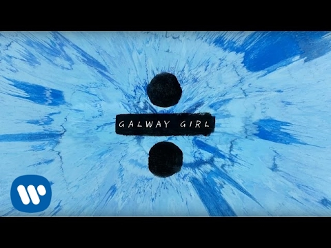 connectYoutube - Ed Sheeran - Galway Girl [Official Lyric Video]