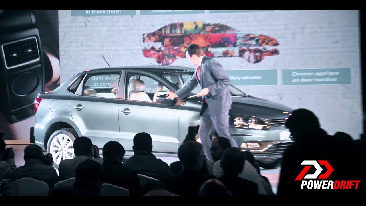 2016 Volkswagen Ameo : First Impressions : PowerDrift