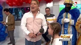 Feliz Día de Reyes de El Show del Mediodía Parte 2