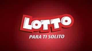 Sorteo Lotto 2383  - 26 SEP 2020