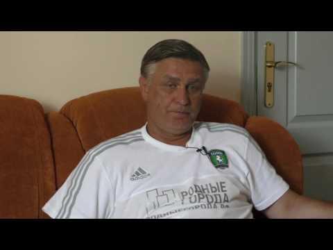 Интервью Валерия Петракова накануне контрольных матчей