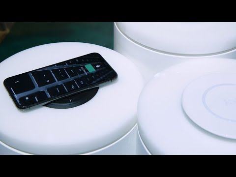 connectYoutube - The coolest wireless chargers of CES 2018