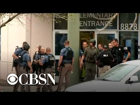 Several hurt, some in critical condition, in Colorado school shooting
