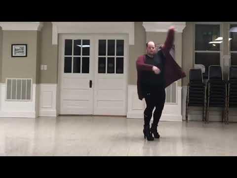 connectYoutube - Dancer has killer dance moves in high heels