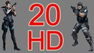 Resident Evil Revelations Walkthrough part 20 HD Consoles Version let's play PS3 XBOX PC